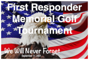 1st Responder Memorial Golf Tournament